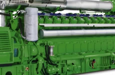 Jenbacher Gas Engines Bring Energy Independence to French Greenhouses