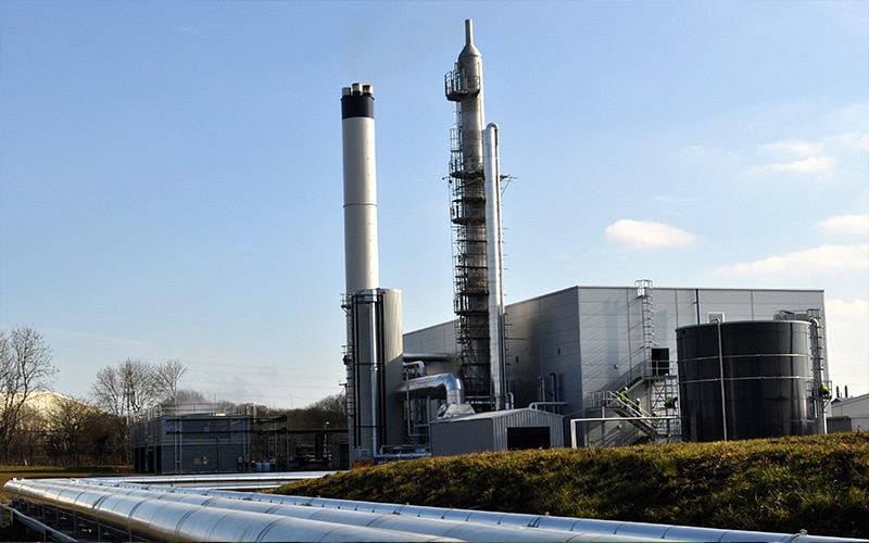 Quadgeneration – Knockmore Hill Quadgeneration Plant