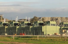 Glennies Creek Coal Mine Gas Power Station, Australia