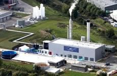 Quadgeneration – Knockmore Hill Quadgeneration Plant