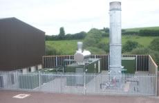Tullyvar Landfill Site, County Tyrone, Northern Ireland