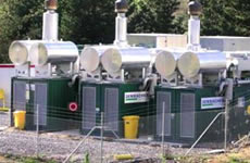 Whitford Landfill Gas Power Station