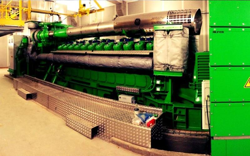 Cogeneration Renovation of Cofely's Saint Quentin Installation