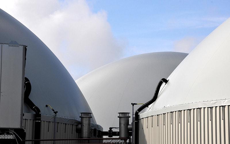 Στα αγγλικά: Tamar Energy's Basingstoke Biogas CHP Plant