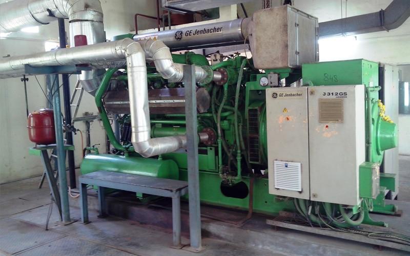 En Anglais: Koyambedu Sewage Treatment Power Plant