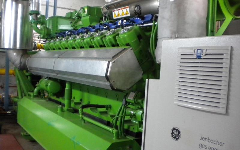 En Anglais: Maize Products Biogas CHP Gujarat