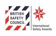 Awarded International Safety Award