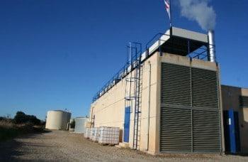 Στα αγγλικά: Les Chênes Verts, Eiffage, greenhouse cogeneration plant