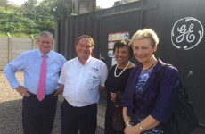 Baroness Scotland Visits Durban Landfill Gas Plant