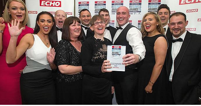 Echo Business Awards