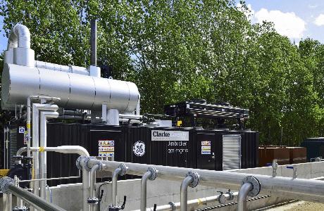 M+M Power, Milton Farm, Marches Biogas