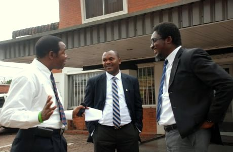 President of Nigerian Society of Engineers Visits Clarke Energy