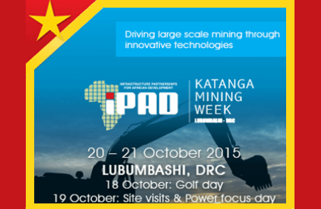 iPAD Katanga Mining Week