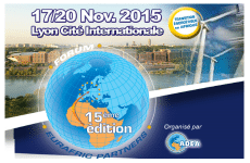 Forum EURAFRIC LYON 2015- Water & Energy in Africa