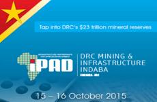 iPad DRC Mining & Infrastructure Indaba 2015