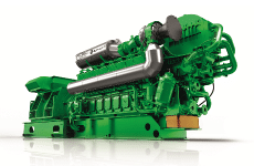 Clarke Energy Deploys GE's First 616 Diesel Engine in Australia at Diamantina Power Station