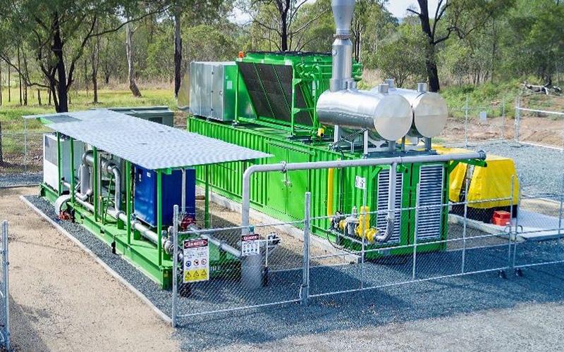 Στα αγγλικά: Bernaraby Landfill Power Plant Case Study