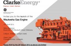 GE's Waukesha Product Launch Events – Australia