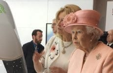 Queen Visits Clarke Energy During IFB2016