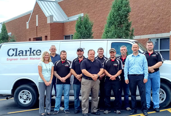Clarke Energy USA Team