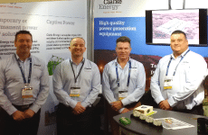 Clarke Energy Sponsors Diggers & Dealers Mining Forum