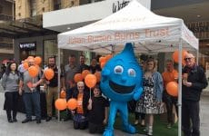 Clarke Energy supports Rundle Mall Julian Burton Burns Education Day