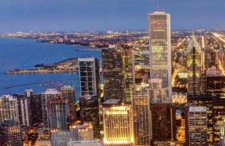 Chicago skyline photo, High Horsepower Summit