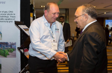 PNG Prime Minister Visits Clarke Energy