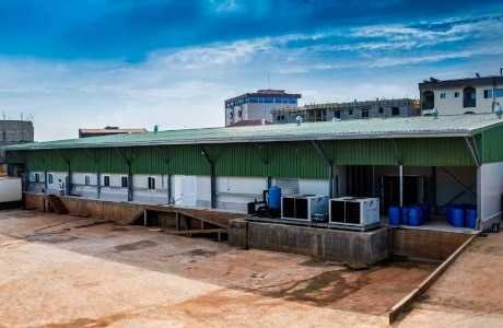 GE's Gas Engine Technology Provides Cost-Effective, Grid-Stability Solution for Cameroon Poultry Hatchery
