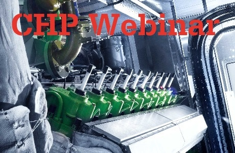 Combined heat and power webinar