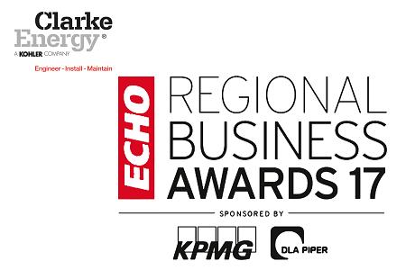 ECHO Regional Business Awards 2017 Clarke Energy