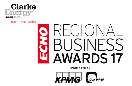 ECHO Regional Business Awards 2017 Clarke Energy