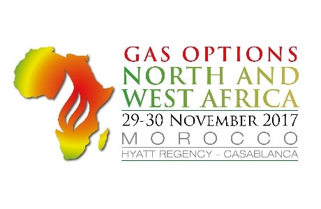 Gas Options North and West Africa conference logo