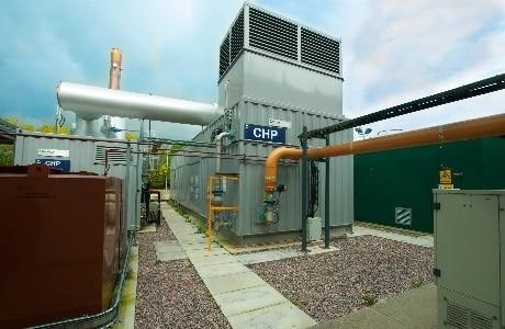 Autoliv, Airbags International CHP plant