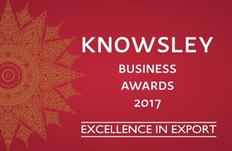 Excellence in Export – Knowsley Business Awards