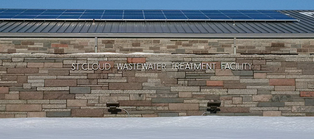 St Cloud Wastewater Treatment Facility