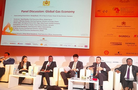 Clarke Energy sponsor la conférence Gas Options North and West Africa 2017