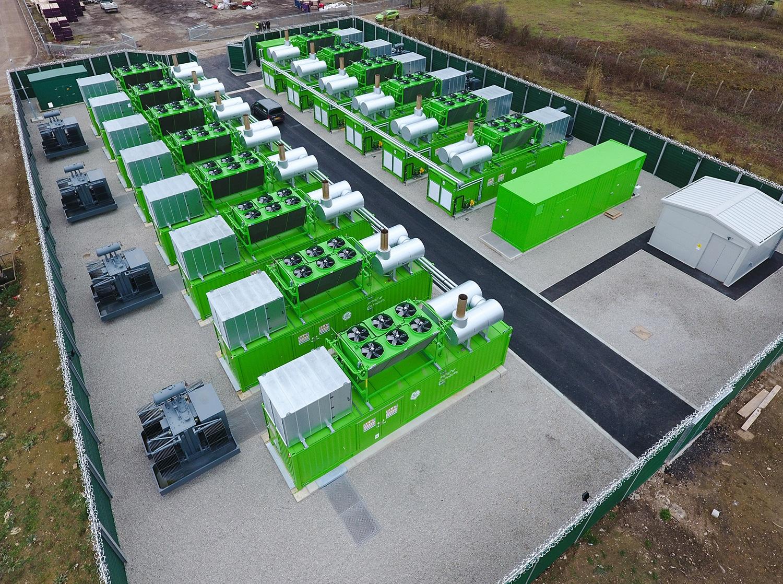 Ashford Power Peaking Plant