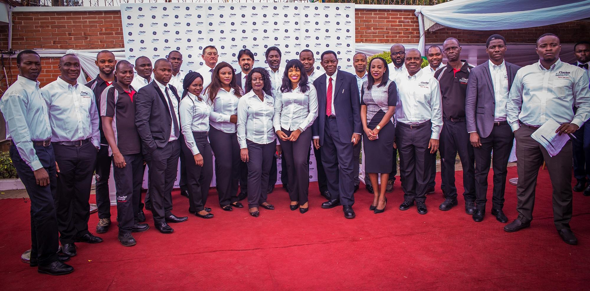 Clarke Energy Nigerian Workshop