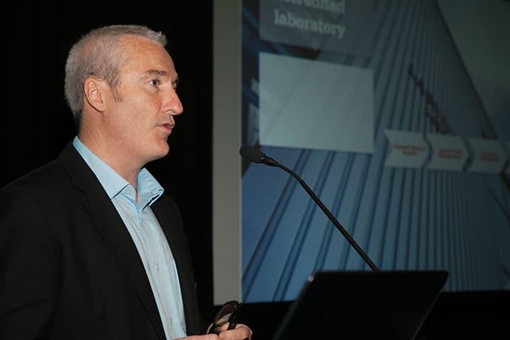 Jean-Charles Ascoet, Kohler Project Sales Manager