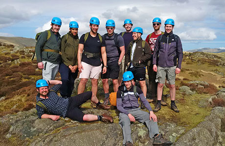 Apprentice Development Week with the Outward Bound Trust