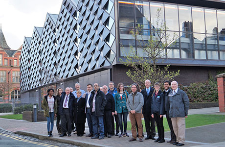 IChemE Tour of University of Liverpool Energy Centre