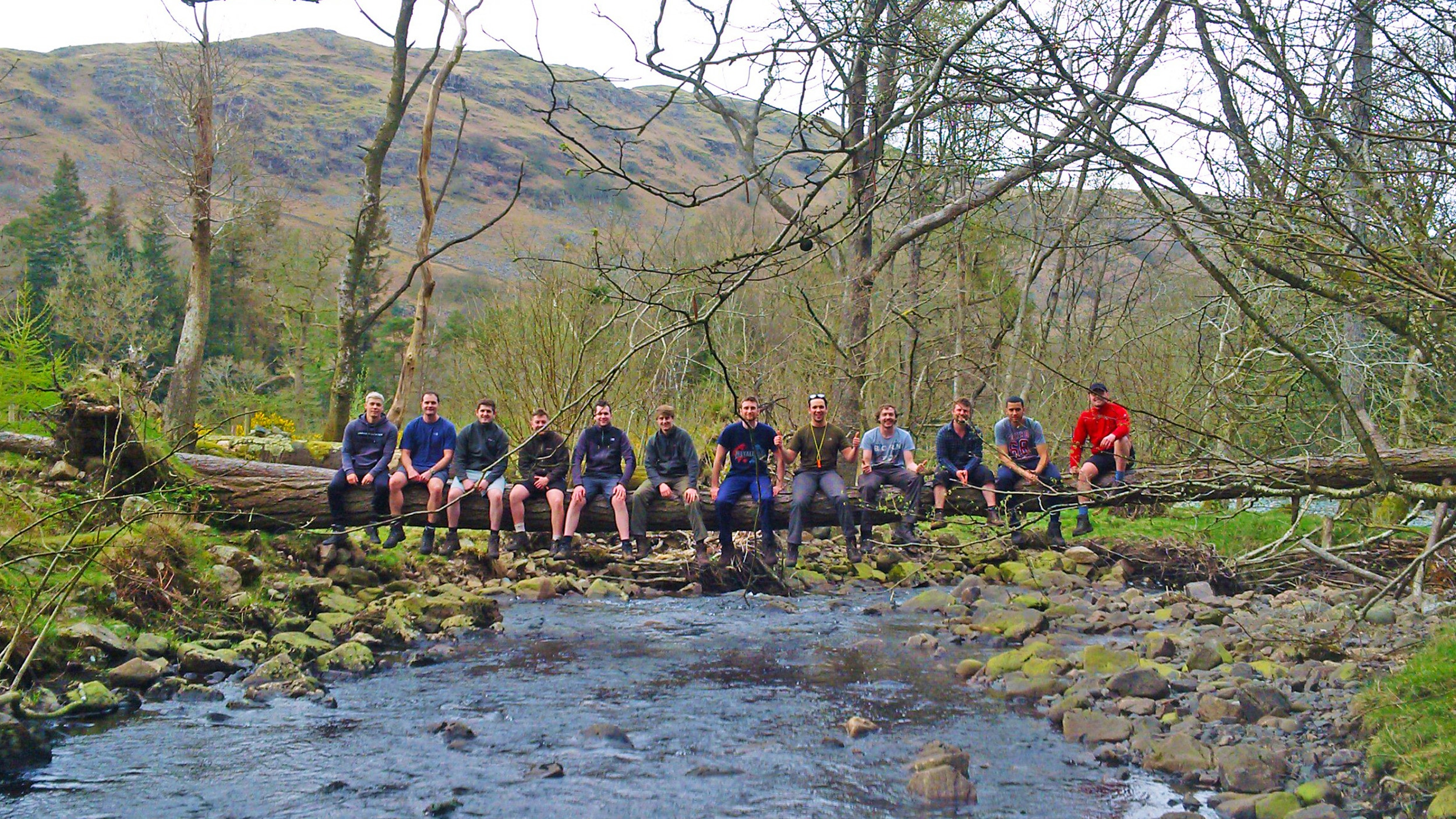Outward Bound Apprentices