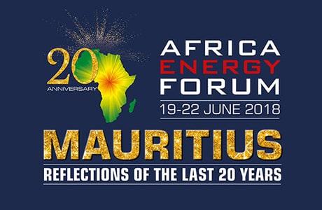 Africa Energy Forum 2018, Mauritius