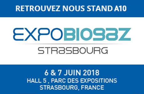Clarke Energy to Exhibit at Expobiogaz 2018 – Strasbourg, France