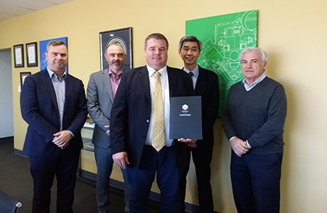 Andrew Kretschmer Attains Chartered Status with Engineers Australia