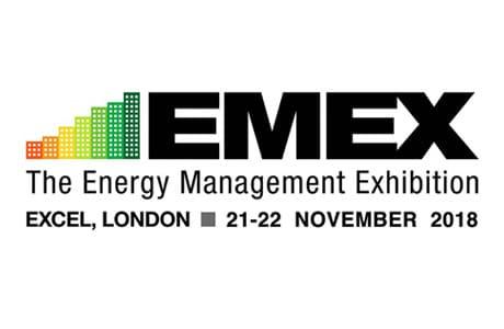 En Anglais: EMEX London 2018 – The Energy Management Exhibition
