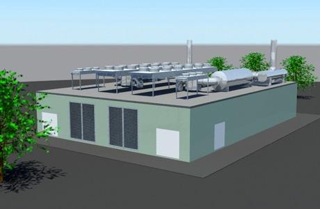 Sebewaing CHP Plant