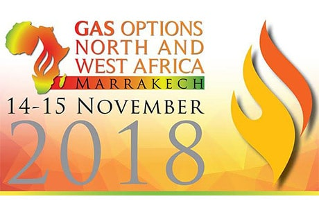 Gas Options North and West Africa, Morocco