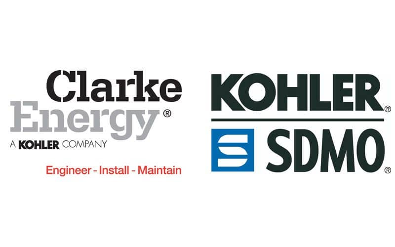 Clarke Energy Awarded Official Distributorship for Kohler SDMO Diesel Engines in Tanzania